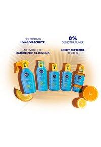Nivea - SUN PROTECT & BRONZE OIL SPF30 - Sun protection - - - 2