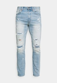 American Eagle - MEDIUM MOVE FREE - Slim fit jeans - getaway light - 4
