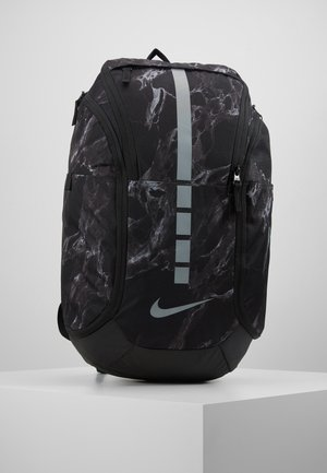 HOOPS ELITE PRO BACKPACK - Rucksack - black/silver