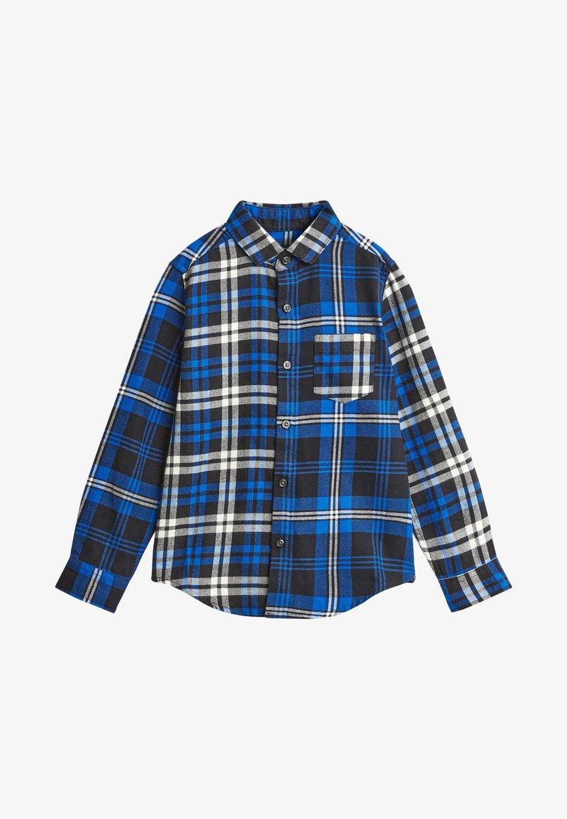 Next - Shirt - blue