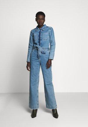 ANNA - Combinaison - vintage blue