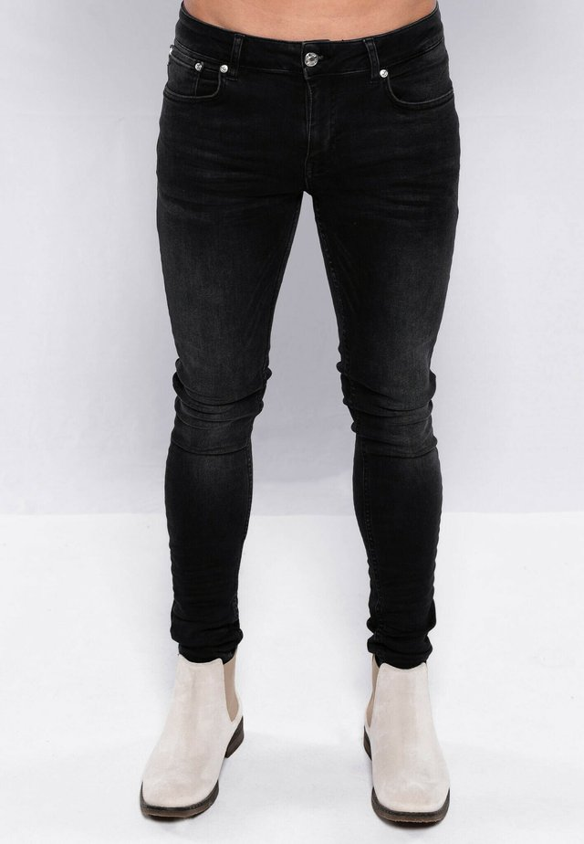 BENJAMIN GRAY - Jeans Skinny Fit - black