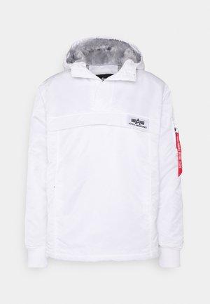 ANORAK - Light jacket - white