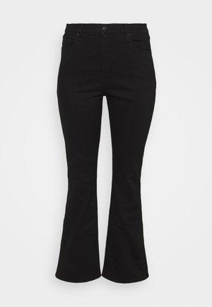725 PL HR BOOTCUT - Jeans bootcut - black sheep