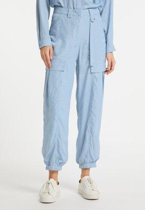 Trousers - hellblau