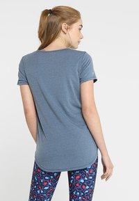 Cotton On Body - GYM - Jednoduché triko - steel blue - 2