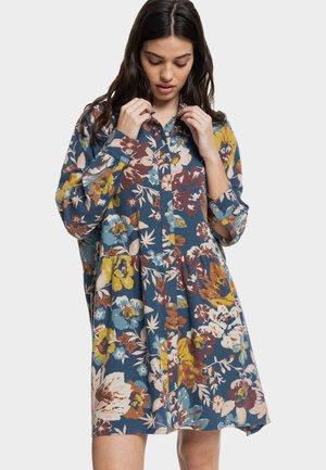 Robe chemise - dark denim wallflower