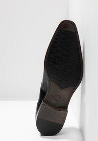 Giorgio 1958 - Elegantní šněrovací boty - bellaria nero - 4