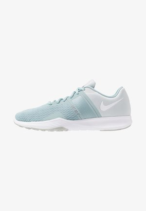 CITY TRAINER 2 - Sports shoes - ocean cube/white/pure platinum