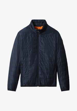 ACALMAR - Winter jacket - blu marine