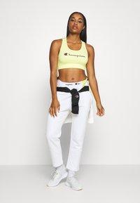 Champion - STRAIGHT PANTS - Joggebukse - white - 1