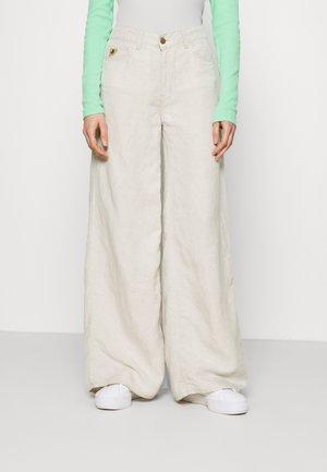 PALAZZO - Kalhoty - rinse