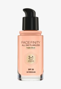 Max Factor - ALL DAY FLAWLESS 3 IN 1 FOUNDATION - Foundation - 30 porcelain - 0