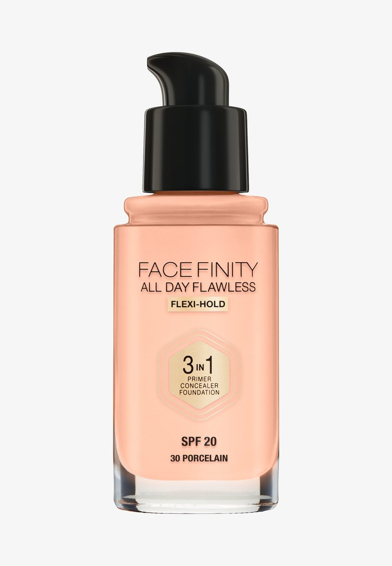 Max Factor - ALL DAY FLAWLESS 3 IN 1 FOUNDATION - Foundation - 30 porcelain