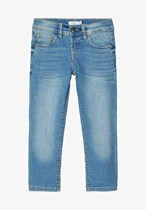 REGULAR FIT - Straight leg -farkut - light blue denim