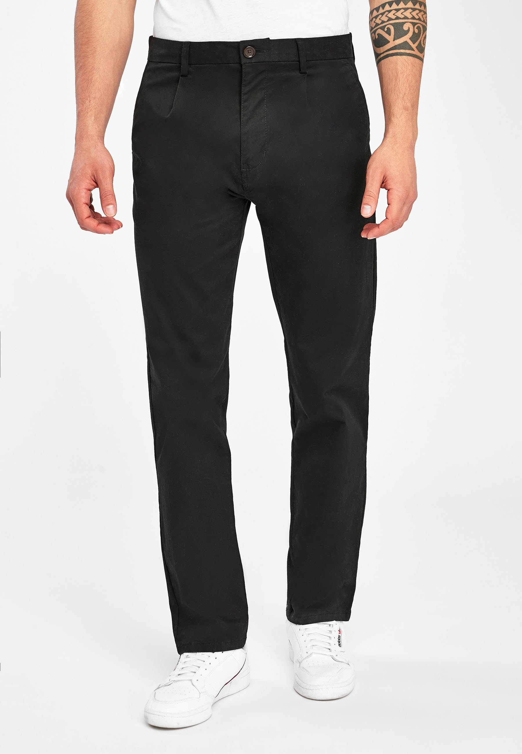 Homme PLEAT FRONT - Chino