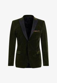 WE Fashion - Blazer jacket - moss green - 0