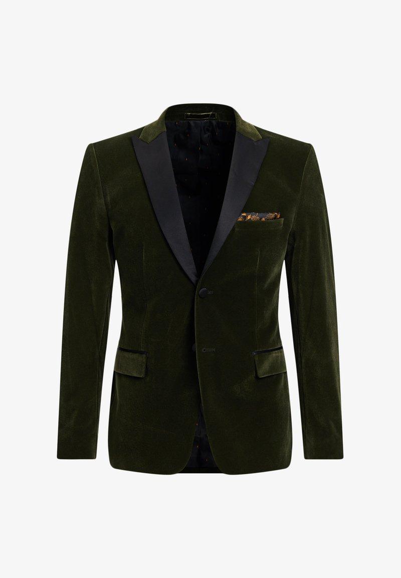 WE Fashion - Blazer jacket - moss green