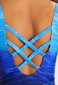 LASCANA - SWIMSUIT - Swimsuit - blue - 5