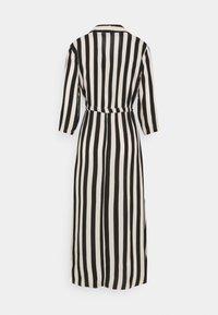 JDY - JDYSTAAR LIFE MID CALF DRESS - Shirt dress - tapioca/black - 1