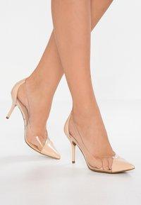 Siren - BRITT - High heels - seashell - 0