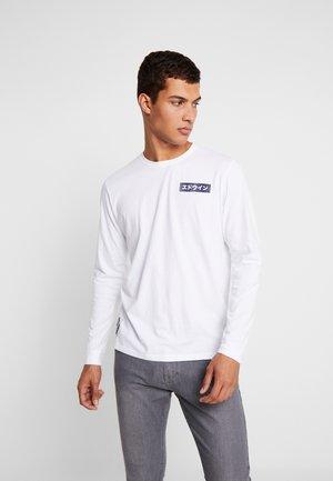 HARMONY - Långärmad tröja - white