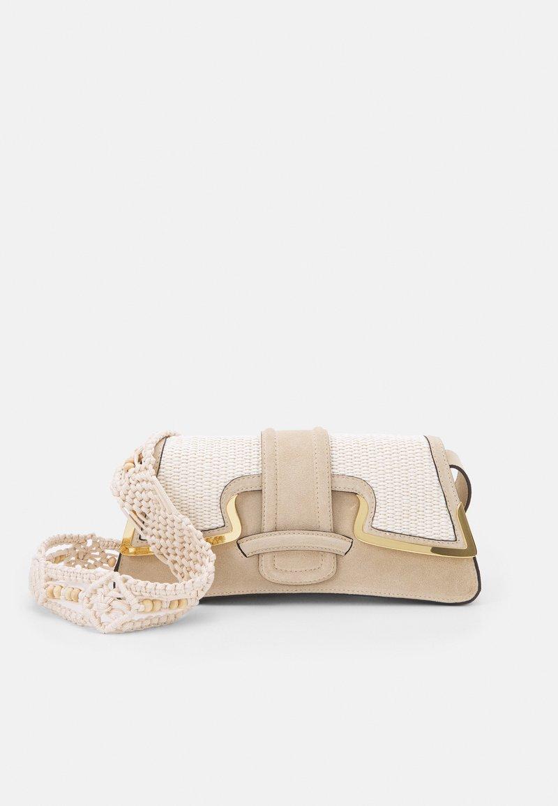 Alberta Ferretti - SHOULDER BAG - Handbag - beige