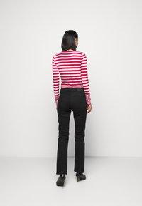 Lauren Ralph Lauren - Straight leg jeans - black - 2