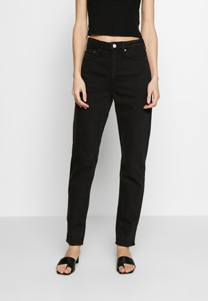 MIKA TUNED - Relaxed fit jeans - tuned black