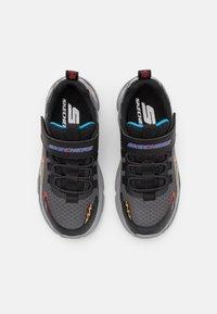 Skechers - WAVETRONIC - Baskets basses - black/red/blue/multicolor - 3