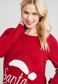 LOVE2WAIT - X-MAS - Strickpullover - red - 3