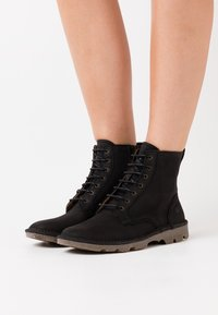 El Naturalista - FOREST - Ankelboots - pleasant black - 0