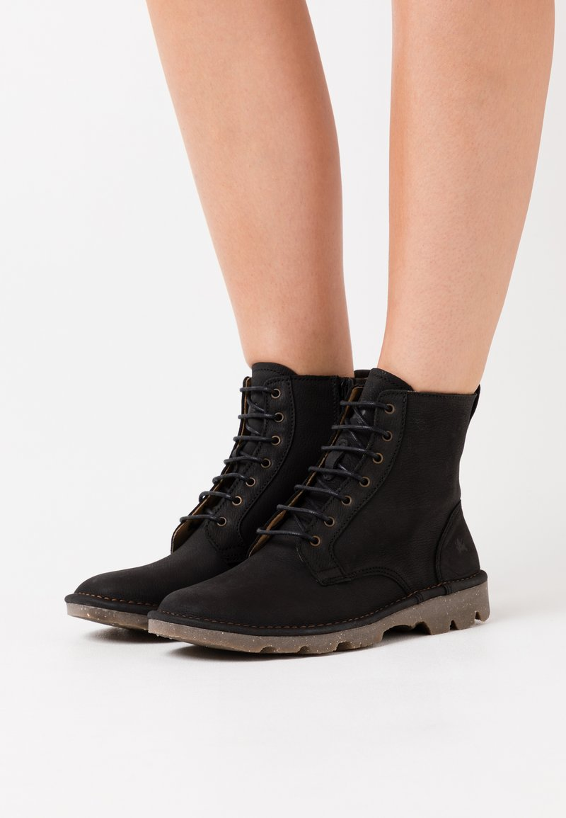 El Naturalista - FOREST - Ankelboots - pleasant black