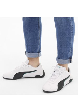 R-CAT TRAINERS MAND - Sneakers laag - puma white-puma black