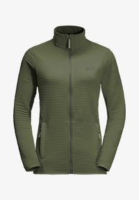 Jack Wolfskin - MODESTO - Fleece jacket - light moss - 3