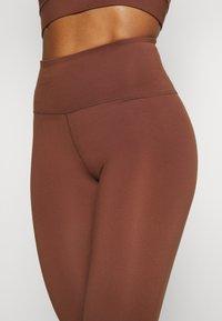 Monki - Collants - brown medium dusty - 4