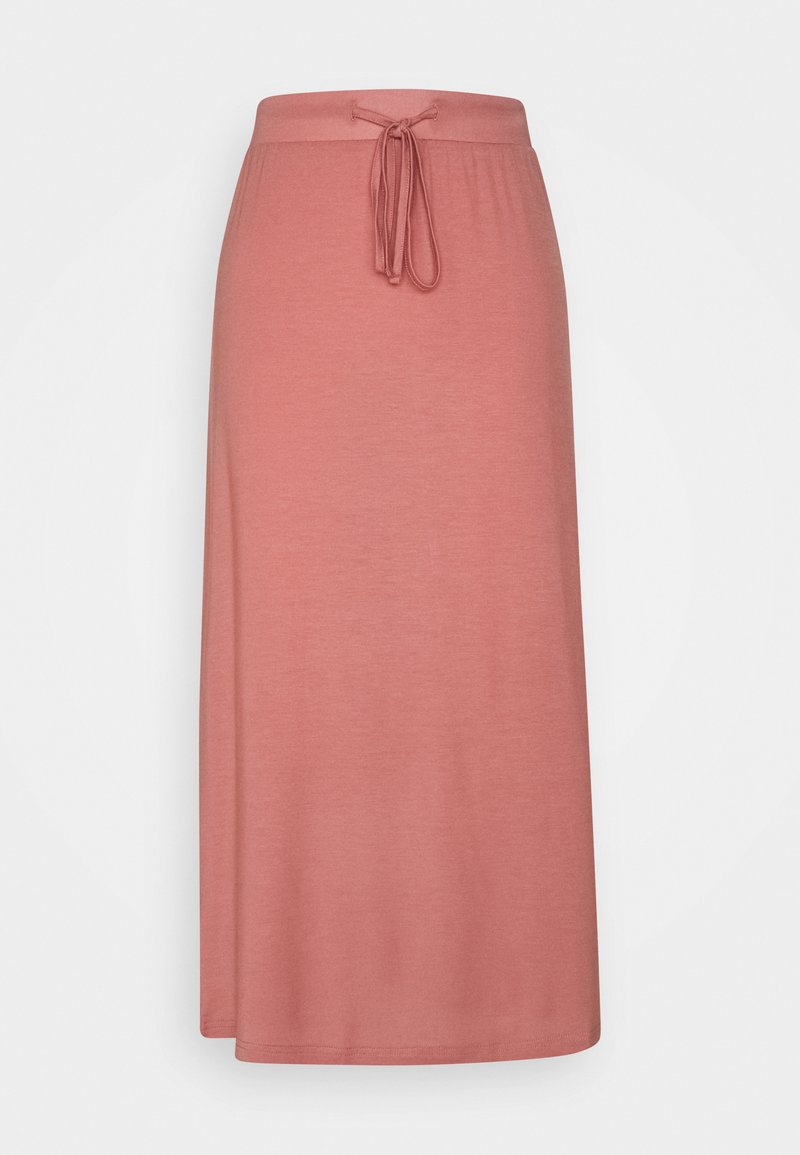Vero Moda Petite - VMAVA ANCLE SKIRT - Maxi skirt - old rose