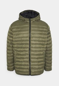 PUFFER JACKET - Veste d'hiver - dusty army