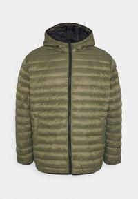 PUFFER JACKET - Winter jacket - dusty army