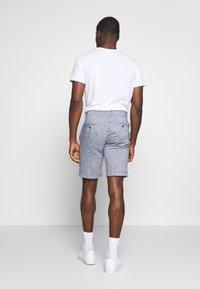Selected Homme - SLHSTRAIGHT PARIS  - Shorts - blue - 2