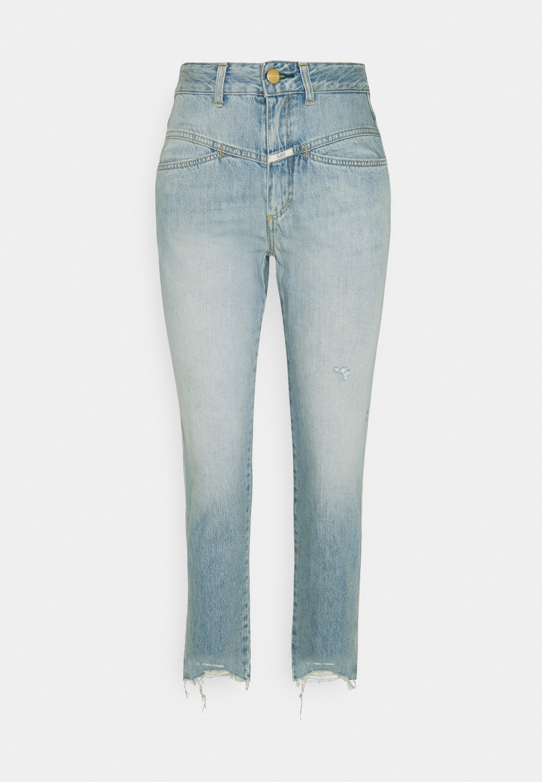 Women PEDAL PUSHER - Relaxed fit jeans