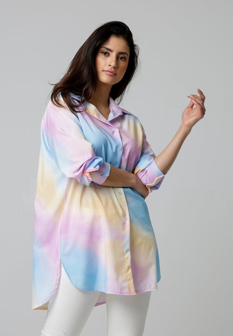 MiaZAYA - Button-down blouse - multi-coloured