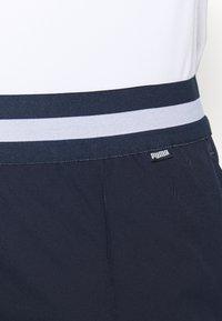 Puma Golf - ELASTIC SHORT - Sports shorts - navy blazer - 4