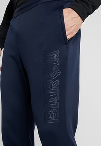 Nike Performance - FC BARCELONA PANT - Tracksuit bottoms - obsidian/rush blue - 3
