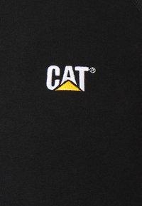 Caterpillar - SMALL LOGO - Sweatshirt - black - 2