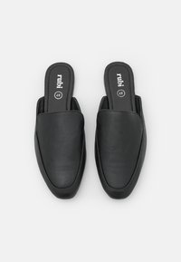 Rubi Shoes by Cotton On - CHARLIE CHAIN MULE - Mules - black - 5