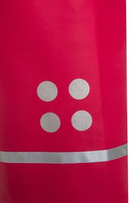 LEGO Wear - PATIENCE - Pantalones impermeables - red - 3