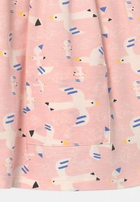 The Bonnie Mob - LOLL SHORT SLEEVE WITH POCKETS - Jersey dress - white/pink - 2