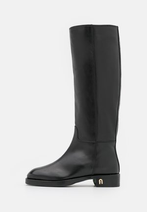 HERITAGE HIGH BOOT  - Boots - nero