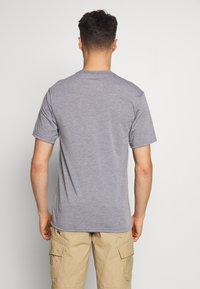 Fox Racing - SHIELD TECH TEE - T-Shirt print - grey - 2